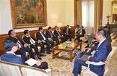 Le Portugal veut renforcer ses liens avec le Vietnam