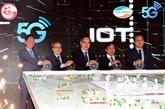 Première : la 5G, l'ultra haut débit,débarque à Hô Chi Minh-Ville