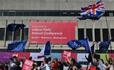 Le parti travailliste aborde son congrès en pleine crise autour du Brexit