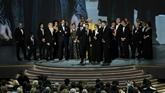 Sortie sur tapis rouge pour Game of Thrones et Veep aux Emmy Awards