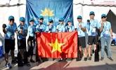 Vietnam Airlines à la course des bateaux-dragons de Shanghai