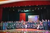 Rencontre des anciens soldats volontaires du Front 479 à Hanoï