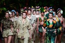 La fashion week de Milan sachève sur DolceampGabbana et Gucci