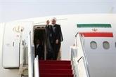Le président iranien se rend à l'ONU