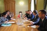 L'oblast ukrainien de Lviv est prêt à favoriser les entreprises vietnamiennes