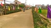 Hanoï répond à de nombreux critères importants en matière d'édification de la Nouvelle ruralité