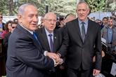 Netanyahu et Gantz discutent d'un gouvernement d'union