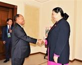 Vietnam booste ses liens avec les parlements en Asie et en Europe