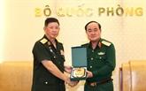 Vietnam et Laos coopèrent dans le domaine logistique