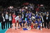 Euro de volley : les Français en demies après une démonstration contre l'Italie