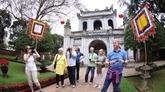 Hanoï : 4,7 millions de touristes étrangers en neuf mois