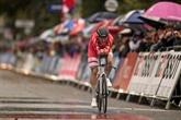 Mondiaux de cyclisme : Berg surnage pour gagner une 3e fois