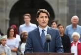Canada : Trudeau promet la neutralité carbone d'ici 2050 en cas de victoire