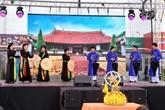 Promotion de la culture vietnamienne à la fête d'automne Wólka Kosowska