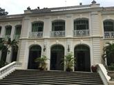 La résidence de France, une demeure plus que centenaire
