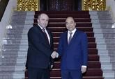 Renforcement des relations entre le Vietnam et le Bélarus