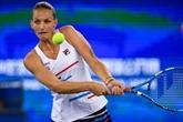 Tennis : Pliskova éliminée à Wuhan, Barty assurée de rester N°1