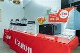 Canon lance une imprimante spéciale à destination du marché vietnamien