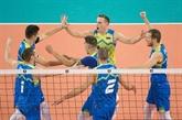 Euro de volley : la Slovénie signe un énorme exploit en éliminant la Pologne en demies