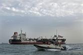 Le pétrolier suédois Stena Impero quitte les eaux territoriales de l'Iran