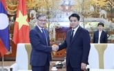 Hanoï s'efforce d'élargir ses relations avec les localités du Laos