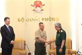 Renforcement de la coopération de défense entre le Vietnam et les États-Unis