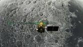 Toujours pas de trace de la sonde indienne Vikram perdue sur la Lune (Nasa)
