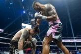 Boxe : Yoka facile vainqueur de Wallisch, en attendant mieux