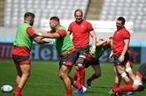 Mondial de rugby : 36 chandelles attendues lors de Galles-Australie