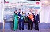 Cultiver l'amitié populaire entre Hô Chi Minh-Ville et la Slovaquie