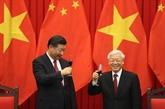 Le Vietnam félicite la Chine pour sa 70e Fête nationale
