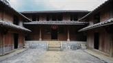 L'ancien palais des rois des H'mông à Hà Giang