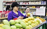 Commerce de détail et services: hausse de 11,5% en huit mois