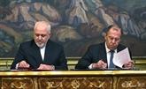Moscou et Téhéran confirment leur engagement envers l'accord sur le nucléaire iranien
