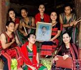 Hô Chi Minh dans le cœur des Huéens