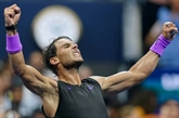US Open: Nadal perd son premier set mais passe en quarts