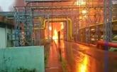 Inde: cinq morts dans un grave incendie dans une usine de gaz