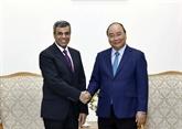 Le PM reçoit le ministre koweïtien du Pétrole