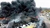 Incendie de Rouen : le gouvernement promet la transparence totale