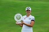 Golf : la Sud-Coréenne Hur impériale de bout en bout à Indianapolis