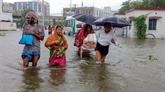 Inde : près de 100 morts dans des inondations dans le Nord