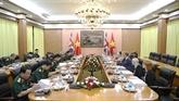 Dialogue sur la politique de défense Vietnam - Royaume-Uni
