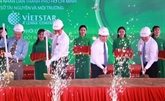 Hô Chi Minh-Ville: 400 millions de dollars dans une usine de valorisation énergétique des déchets