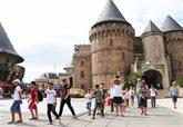 Dà Nang attire un grand nombre de touristes à l'occasion de la Fête nationale
