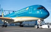 Vietnam Airlines reçoit un permis de transporteur aérien étranger des États-Unis
