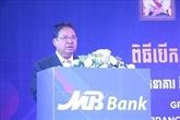 Le Cambodge apprécie les contributions des entreprises vietnamiennes