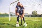 Football féminin, une sélection nationale venue d'outre-mer