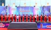 Ouverture de la 2e édition de l'exposition Vietbuild Hanoi 2019