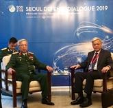 Défense: le Vietnam participe à une rencontre ASEAN - République de Corée