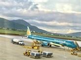 Vietnam Airlines continue d'œuvrer pour effectuer des vols vers les États-Unis